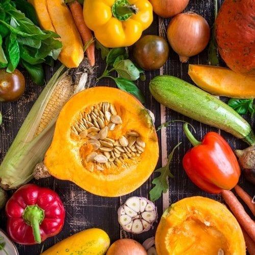Fresh Natural Vegetables